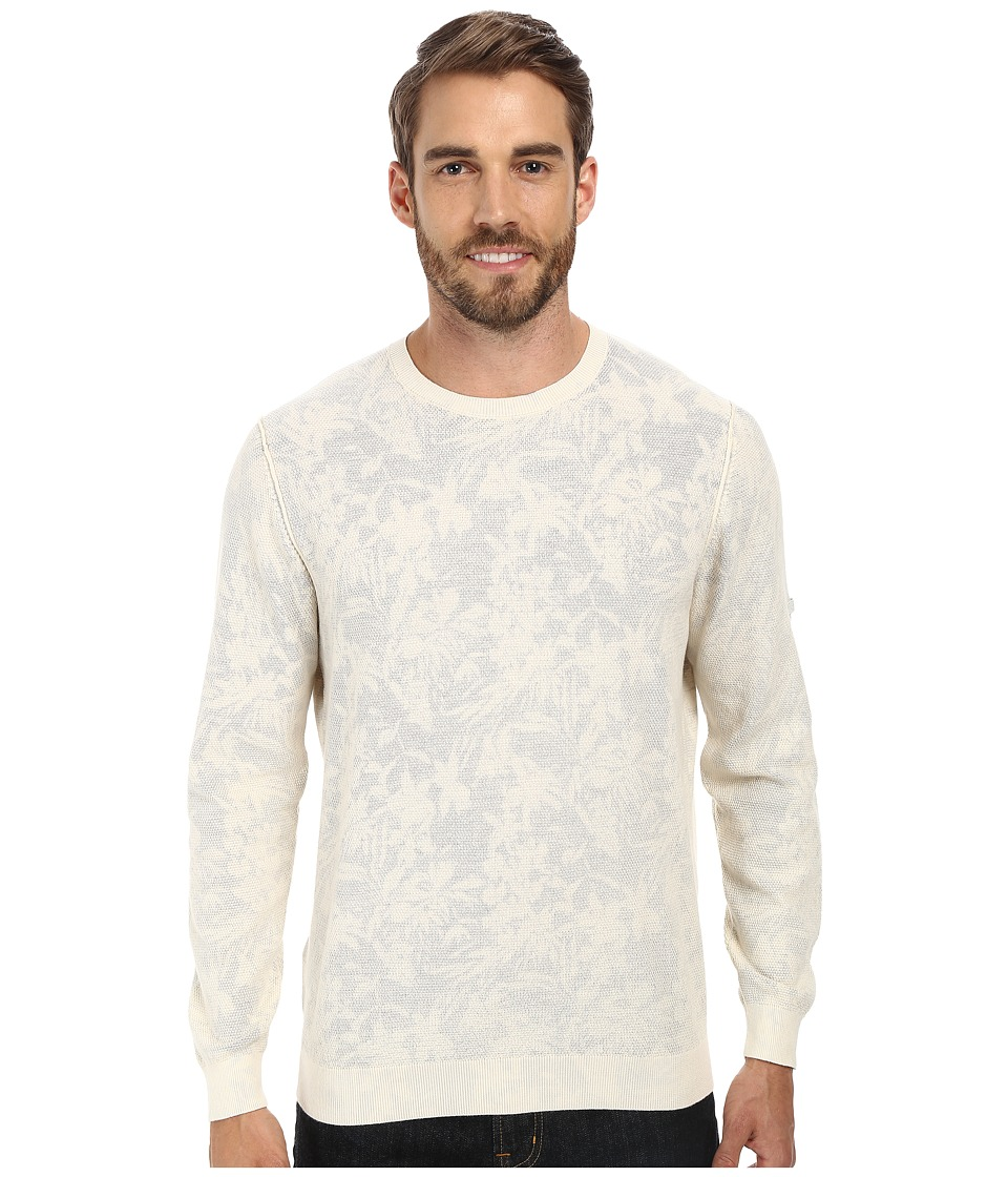 Tommy Bahama - Tropic Of Conversation Crew (Light Sand) Men's Sweater