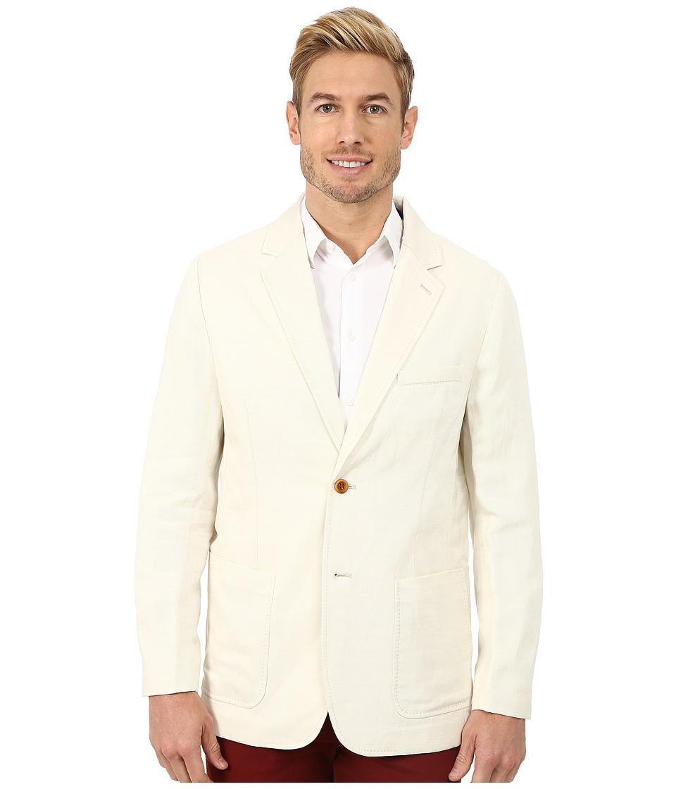 Tommy Bahama - La Jolla Linen Blazer (Warm Sand) Men's Jacket
