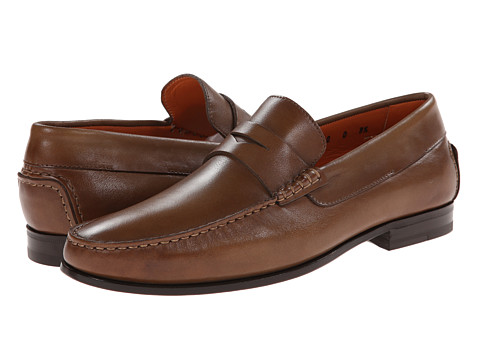 Santoni - Turner (Taupe) Men