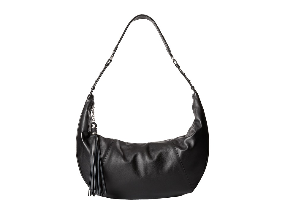 Rafe New York - Sophie Cresent Sling (Black) Handbags