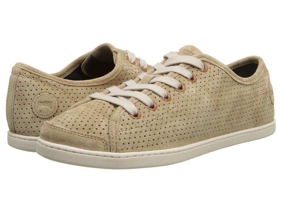 Camper - UNO - 18785 (Dark Beige 2) Men's Lace up casual Shoes