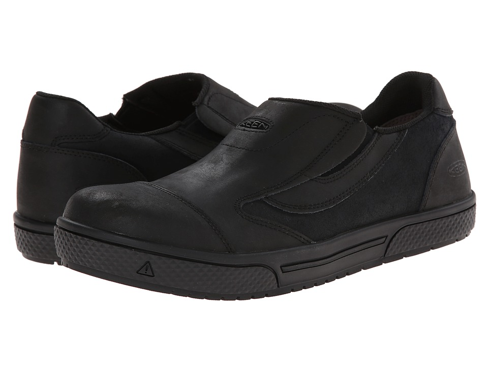 Keen Utility Destin PTC Slip-on (Black) Men