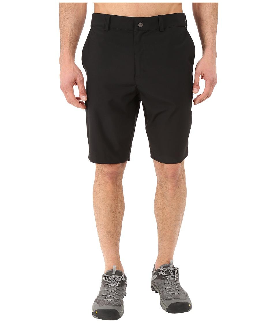Soybu - Crossover Short (Black) Men's Shorts