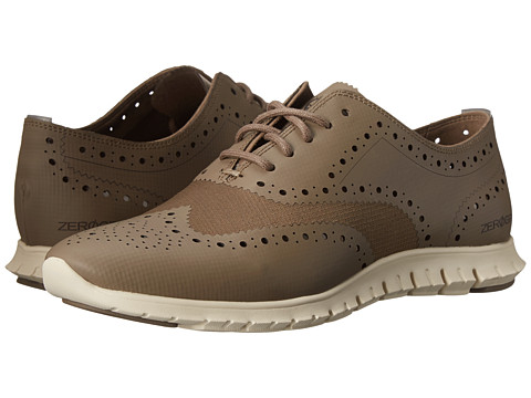 Womens Shoes Cole Haan Zerogrand Oxford No Stitch Cremini