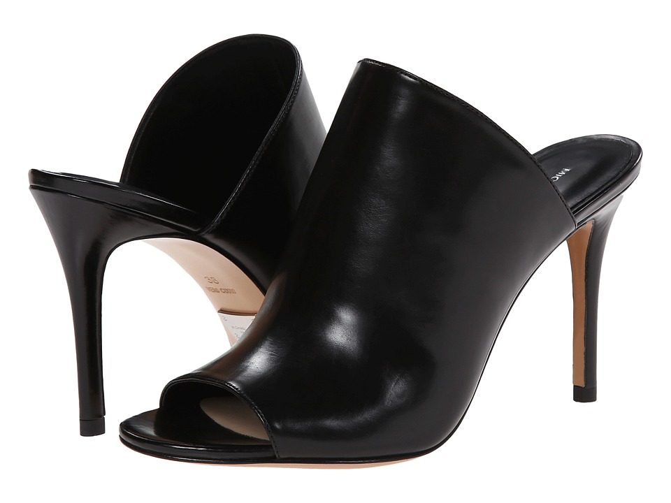 Michael Kors - Burnett (Black Smooth Calf) High Heels