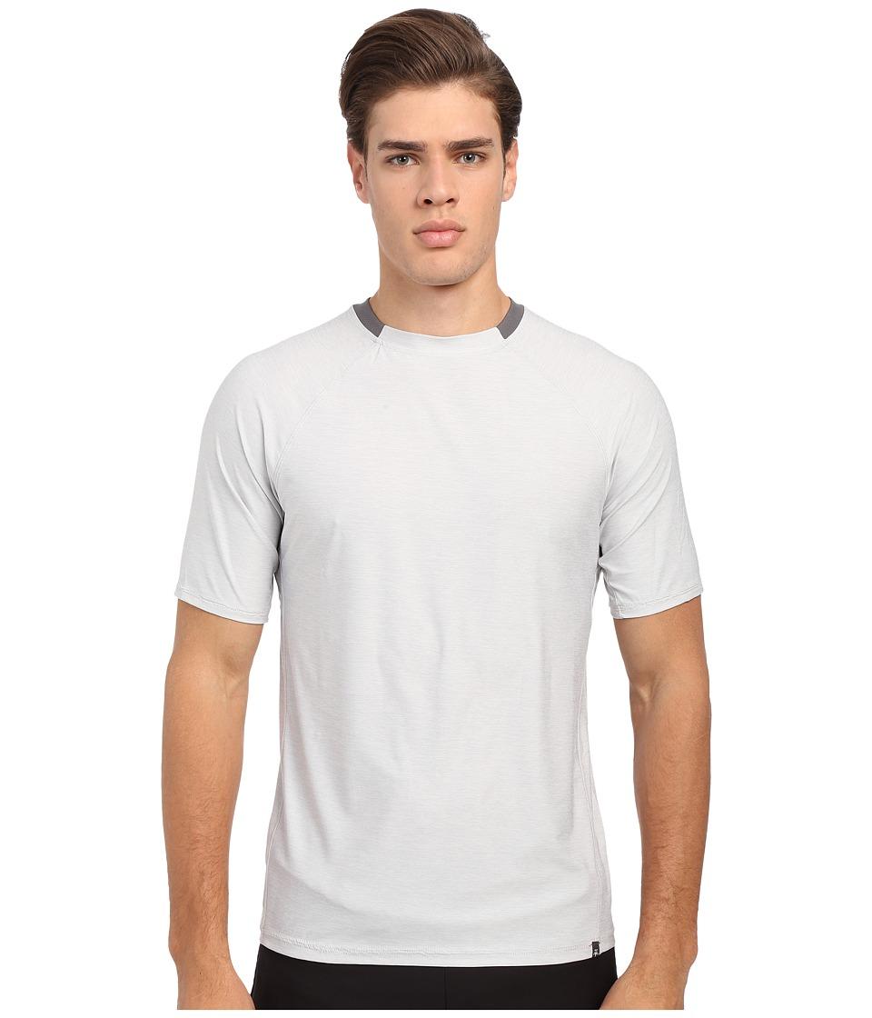 Soybu - Kinetic Short Sleeve (Nickel) Men's Short Sleeve Pullover