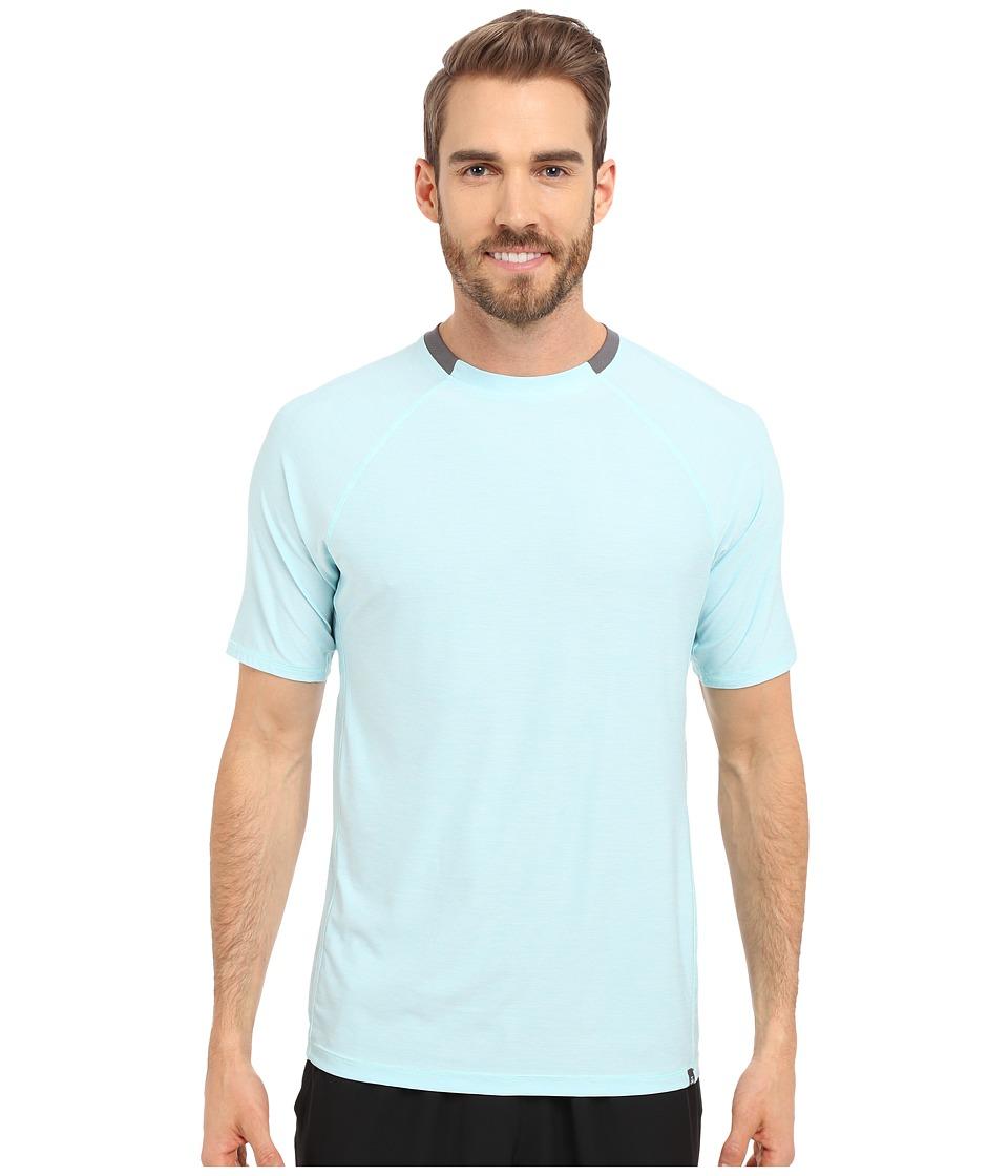 Soybu - Kinetic Short Sleeve (Riptide) Men's Short Sleeve Pullover