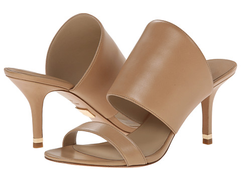 Michael Kors - Suzanne (Toffee Smooth Calf) High Heels