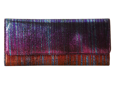 Hobo - Sadie (Iridescent Stripe) Wallet Handbags