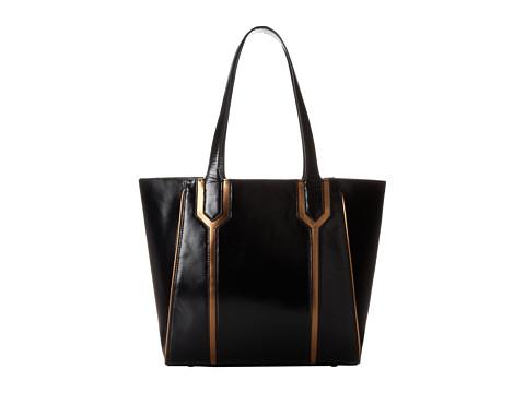 Hobo - Carola (Black W Bronze) Handbags