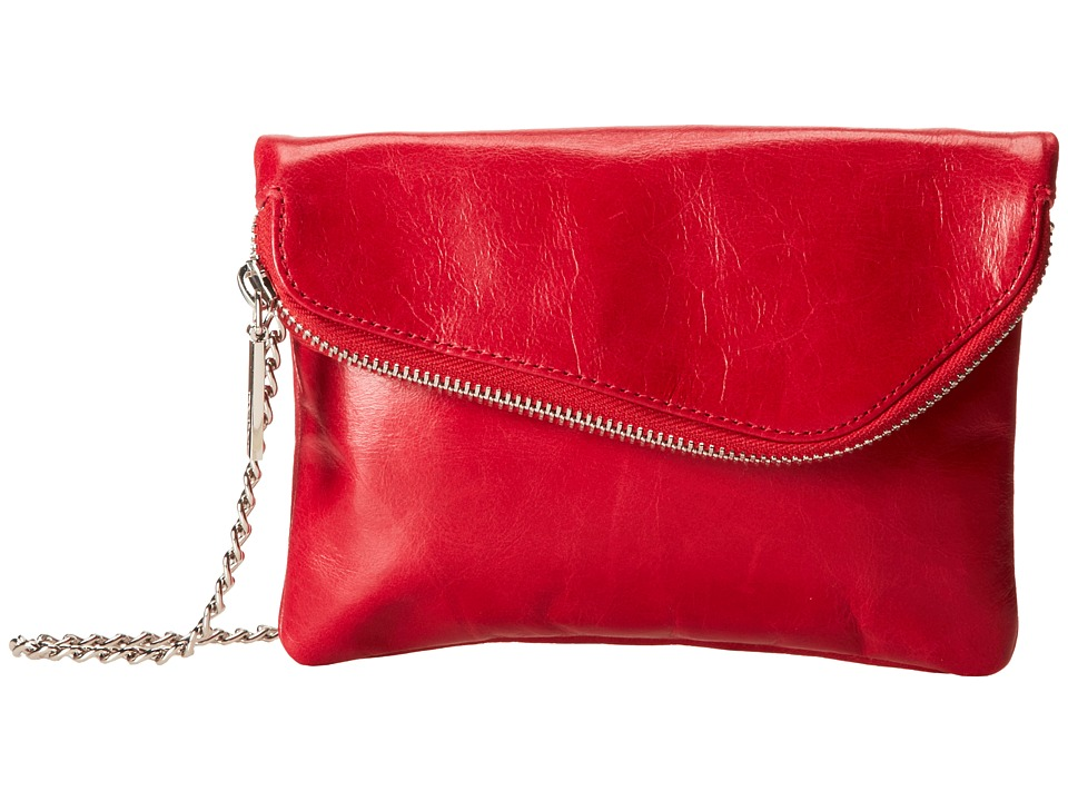 Hobo - Daria (Garnet) Clutch Handbags