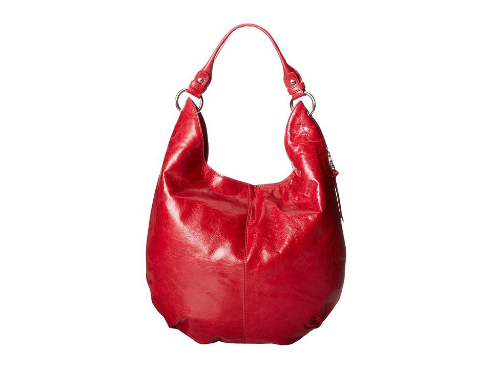 Hobo - Gardner (Garnet) Hobo Handbags