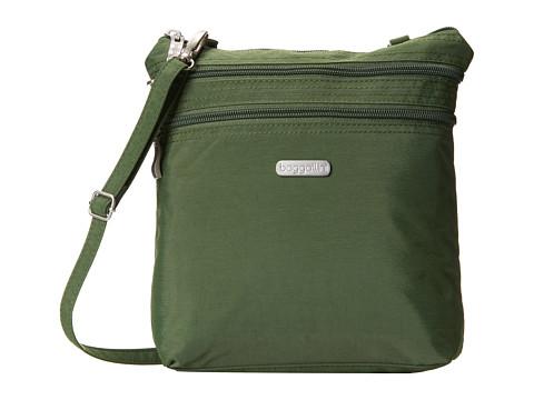 Baggallini - Zipper Bagg (Fern) Cross Body Handbags