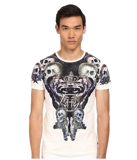 Philipp Plein - Memory T-Shirt (White) Men