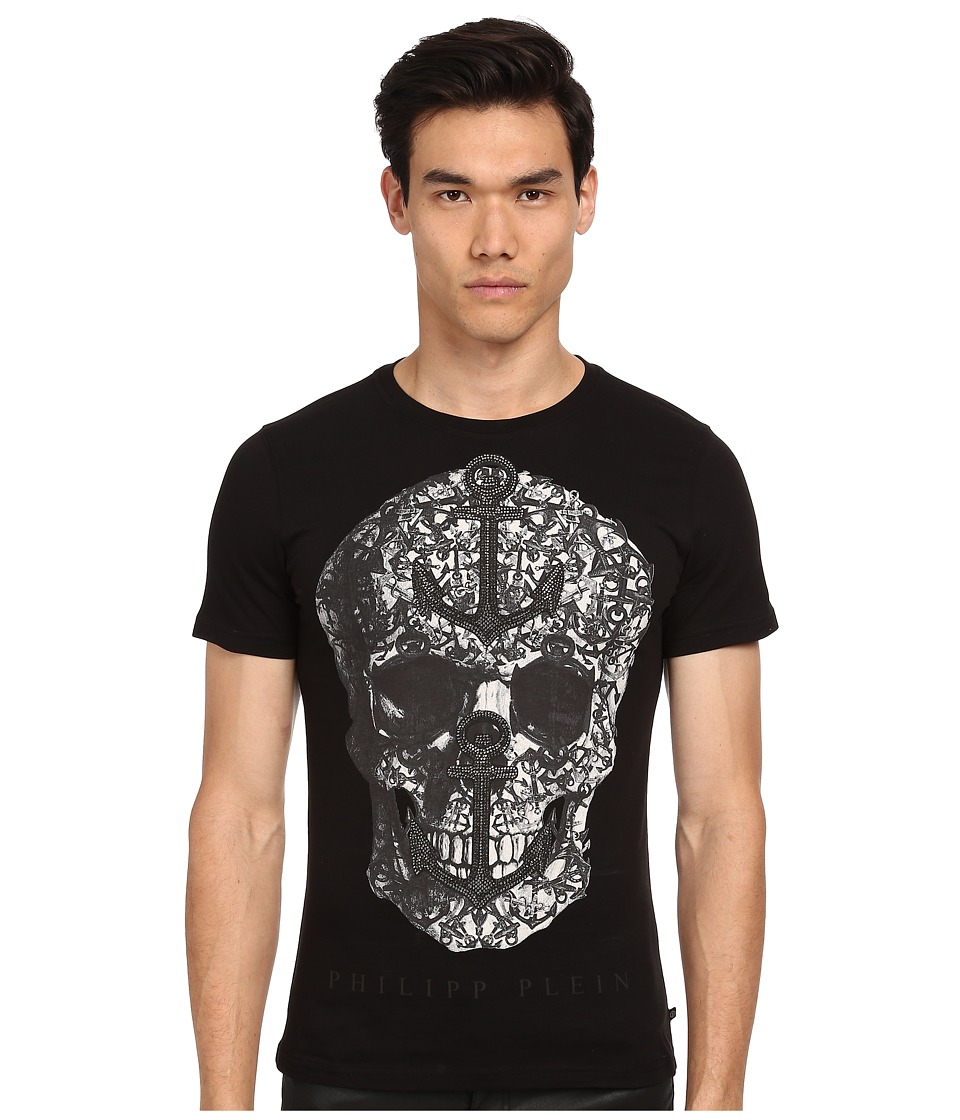Philipp Plein - The Dust T-Shirt (Black) Men's T Shirt