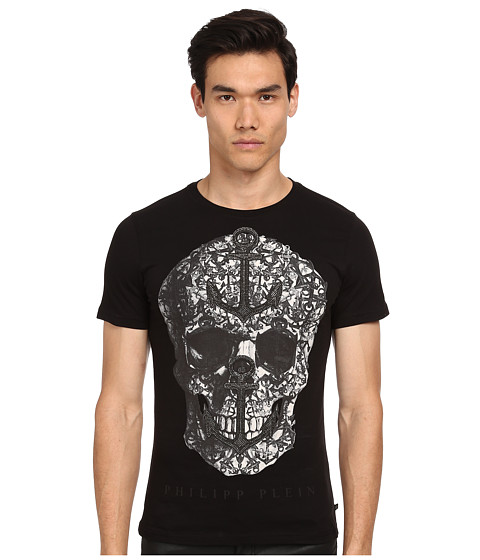 Philipp Plein - The Dust T-Shirt (Black) Men