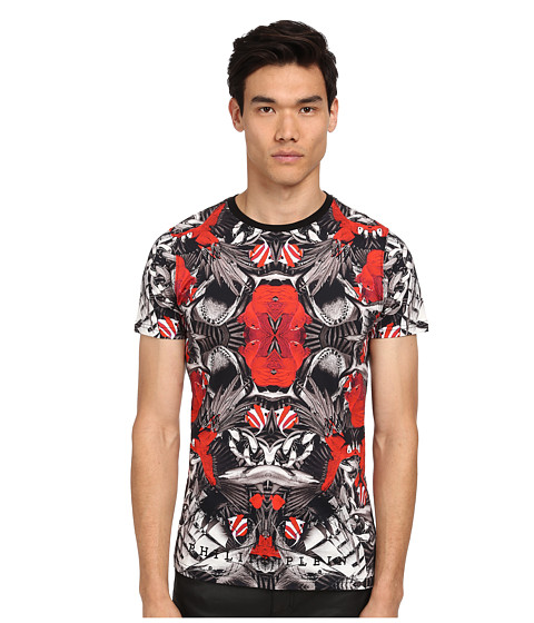 Philipp Plein - Fool Me T-Shirt (Black) Men's T Shirt