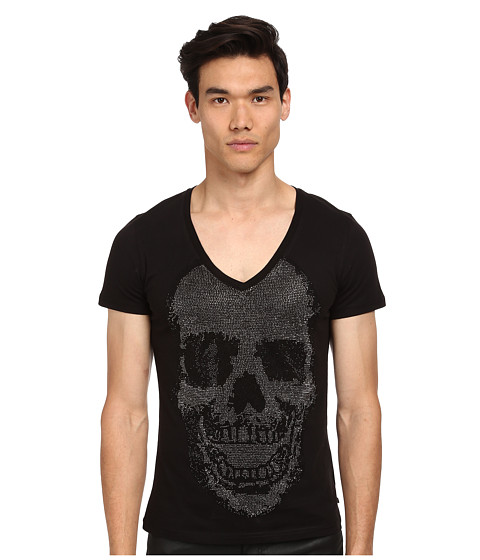 Philipp Plein - Essential T-Shirt (Black) Men's T Shirt
