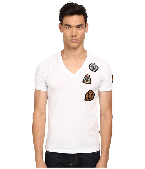 Philipp Plein - Royal T-Shirt (White) Men's T Shirt