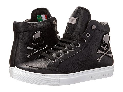 Philipp Plein - Without Sneaker (Black) Men