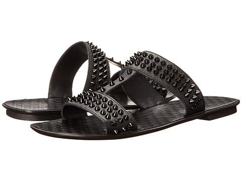 Philipp Plein - Back Sandal (Black) Men's Sandals