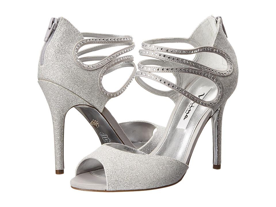 Nina - Selby (Silver 1) High Heels