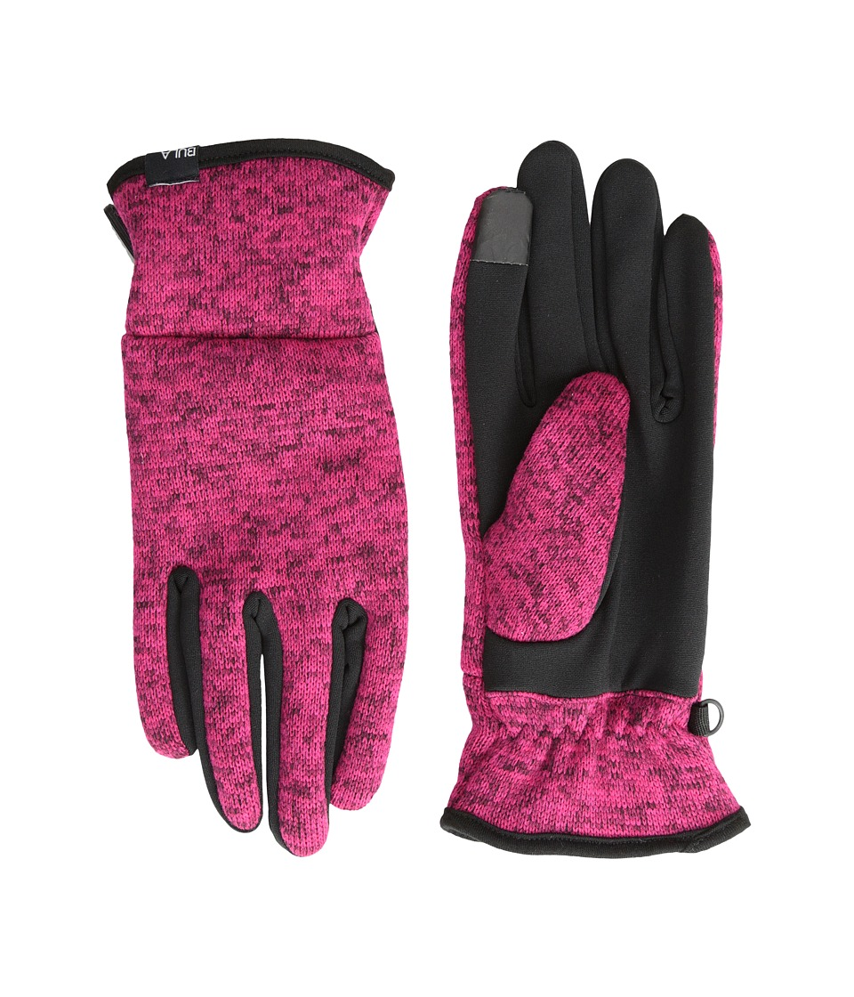 BULA - Latif Glove (Heather Claret) Extreme Cold Weather Gloves