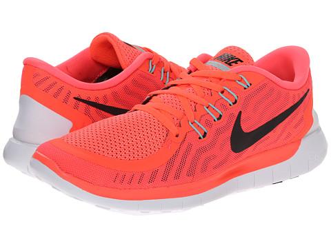 Nike - Free 5.0 (Hot Lava/Lava Glow/Bright Crimson/Black) Women
