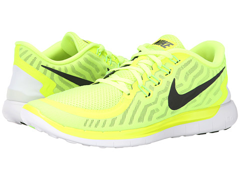 Nike - Free 5.0 (Volt/Electric Green/Light Lucid Green/Black) Men
