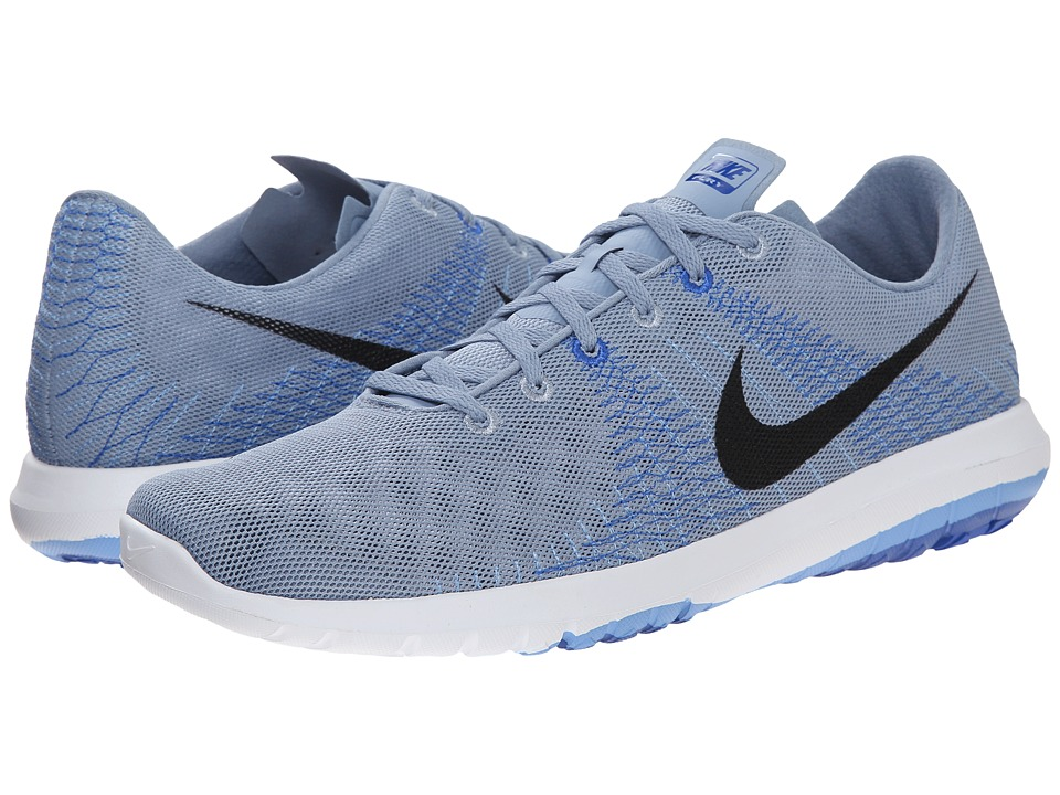 Nike - Flex Fury (Cool Blue/University Blue/Game Royal/Black) Men's Running Shoes