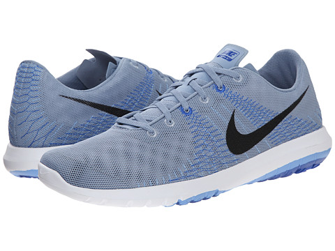 Nike - Flex Fury (Cool Blue/University Blue/Game Royal/Black) Men
