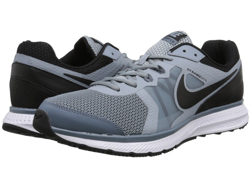Nike - Zoom Winflo (Blue Graphite/Dove Grey/White/Black) Men's Running Shoes
