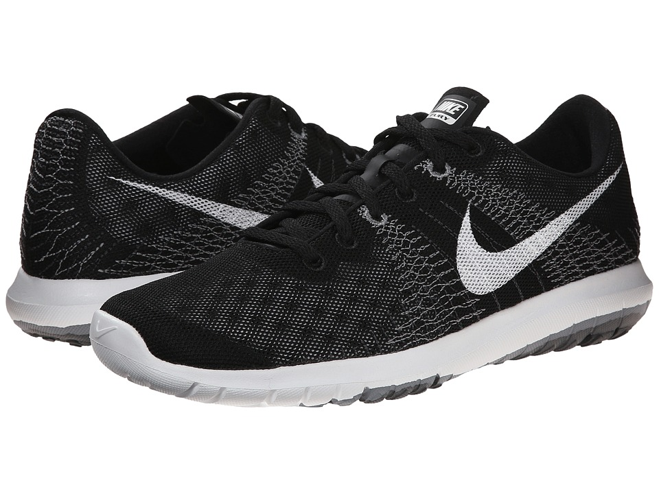 Nike - Flex Fury (Black/Wolf Grey/Cool Grey/White) Women's Running Shoes