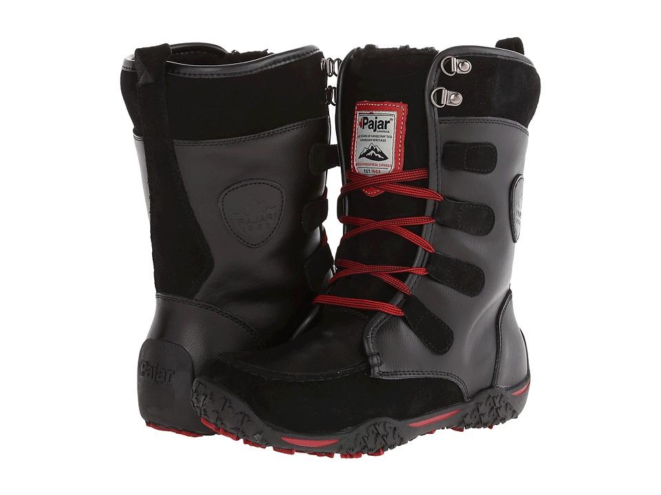 Pajar CANADA - Gaetana (Black) Women's Cold Weather Boots