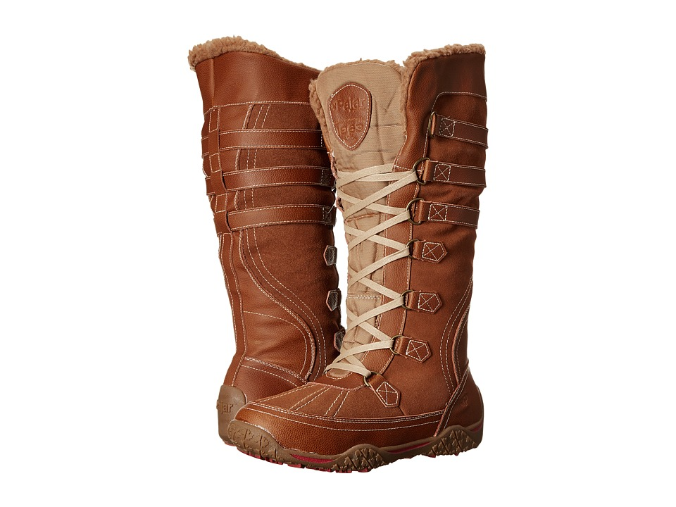 Pajar CANADA - Aventure (Cognac) Women's Boots
