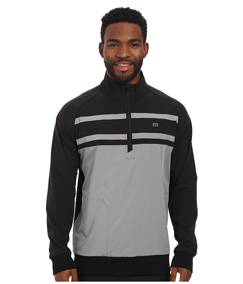 TravisMathew - Linus Jacket (Black) Men