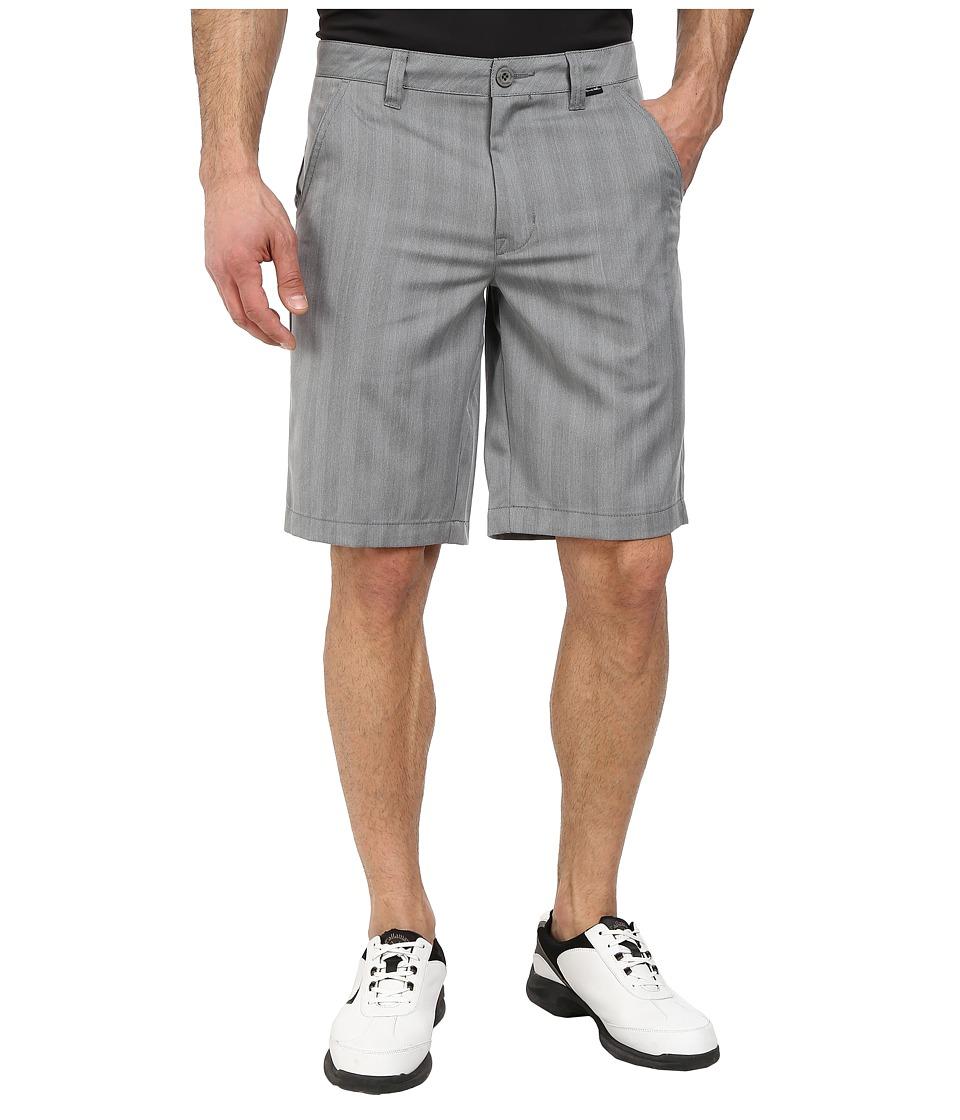 TravisMathew - Moose Ears Short (Monument) Men's Shorts