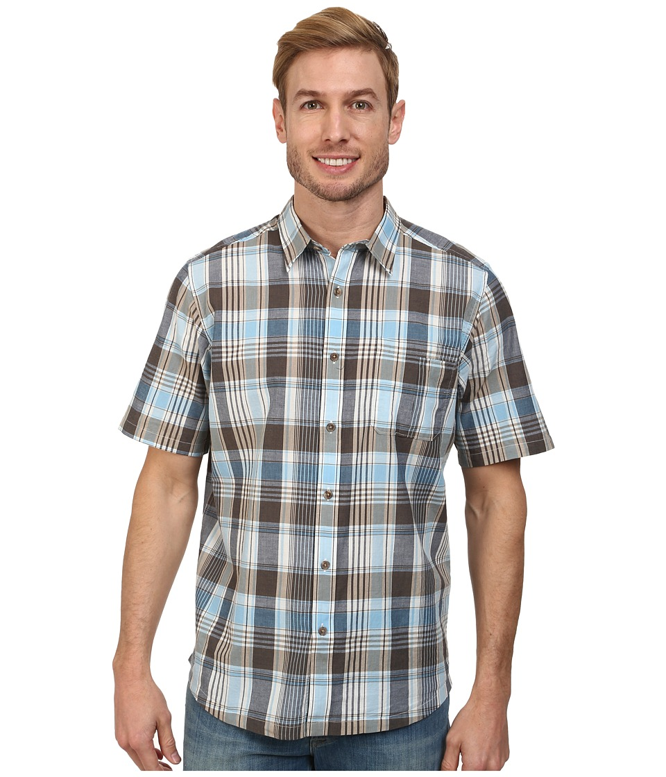 Mountain Khakis - Tomahawk Madras Shirt (Morning Sky Multi) Men's T Shirt