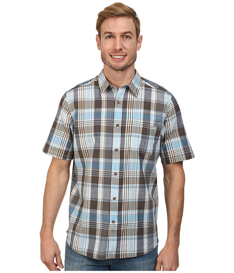 Mountain Khakis - Tomahawk Madras Shirt (Morning Sky Multi) Men