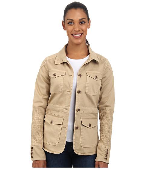 Mountain Khakis - Silver Dollar Jacket (Retro Khaki) Women's Coat