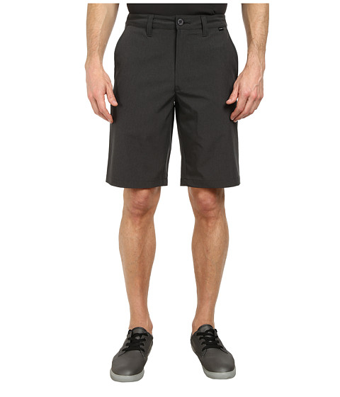 TravisMathew - Tommy Short (Heather Grey) Men's Shorts