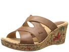 Dilani Wedge Sandal, 25-887316474479, Step into spring in this floral printed wedge