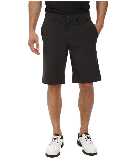TravisMathew - Wake Up Call Short (Heathered Dark Shadow) Men