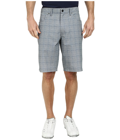 TravisMathew - Griswald Short (Monument Plaid) Men
