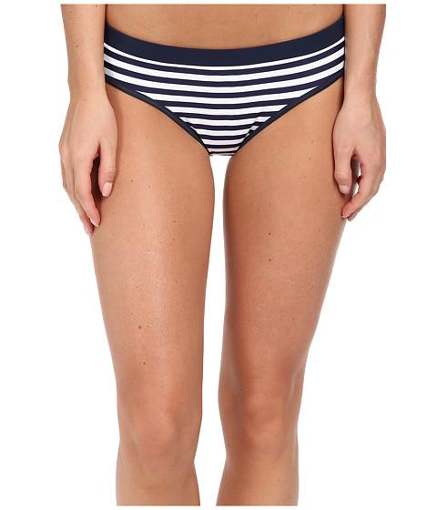 Shoshanna - Banded Bottom (Navy/White) Women's Swimwear