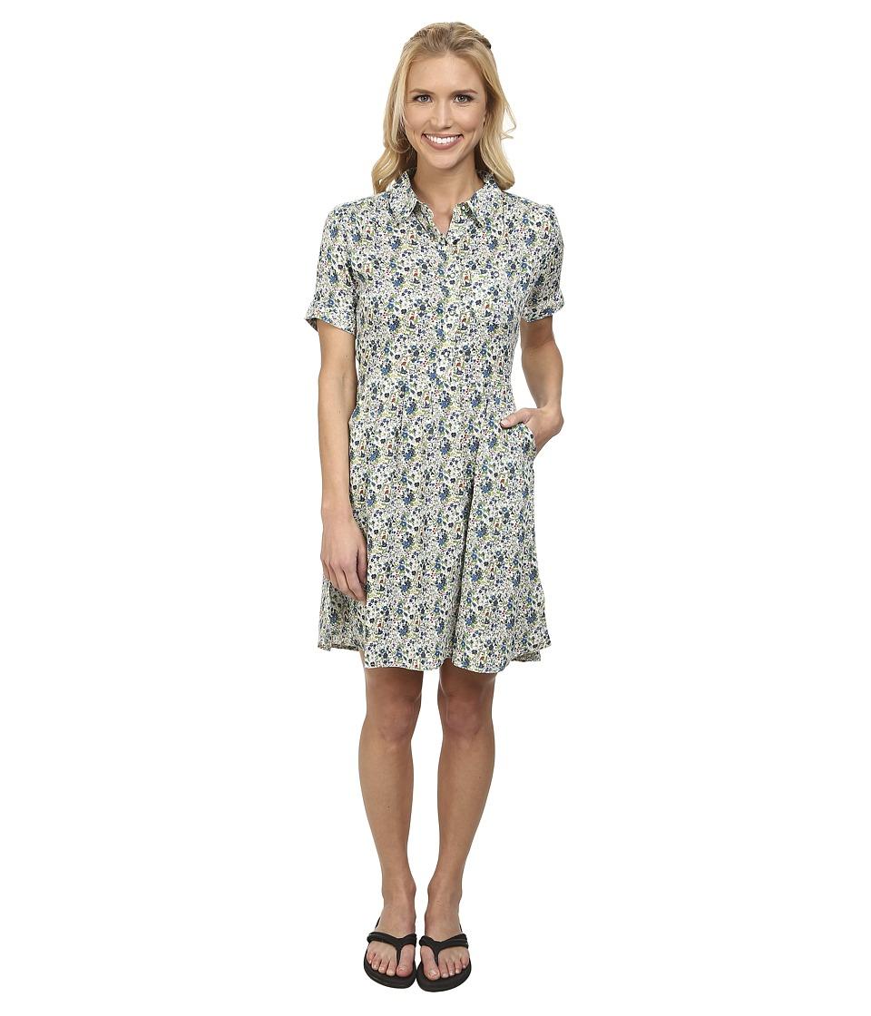 Mountain Khakis - Wildflower Dress (Linen) Women's Dress