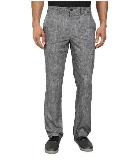 TravisMathew - Kitt Pant (Monument) Men's Casual Pants