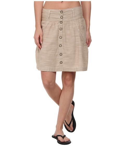 Mountain Khakis - Oxbow Skirt (Retro Khaki) Women's Skirt