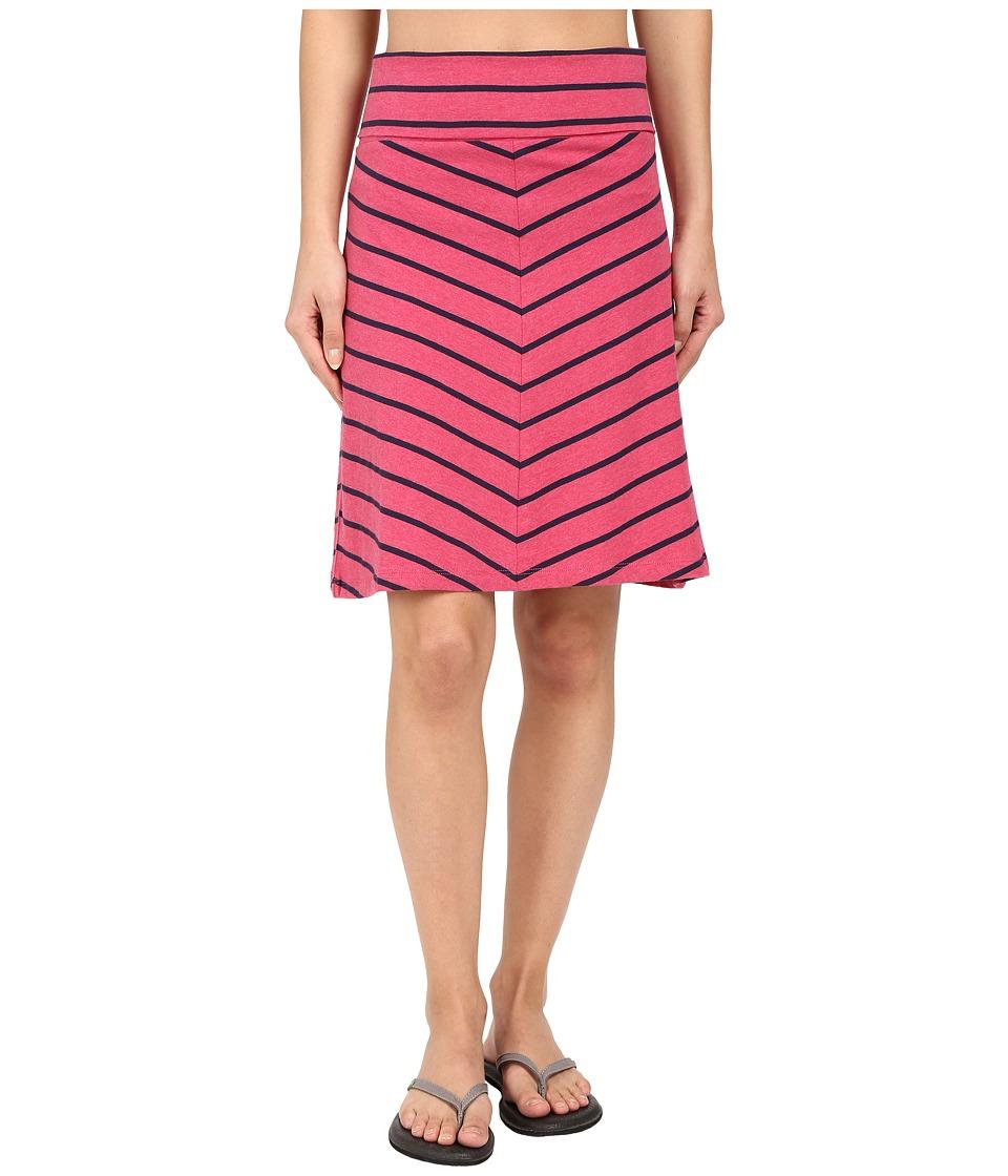 Mountain Khakis - Cora Skirt (Sangria) Women's Skirt