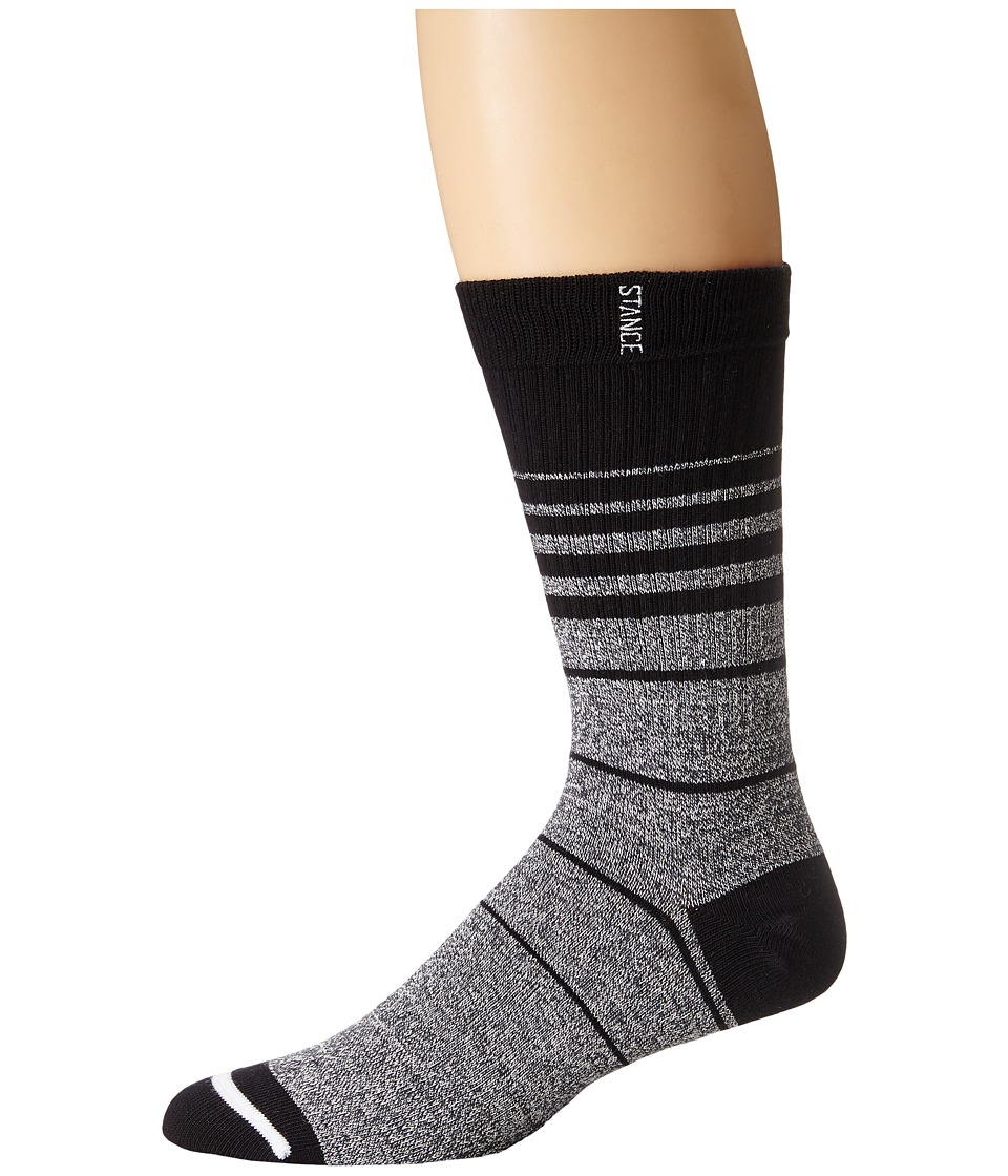 TravisMathew - O-Dawg Sock (Black) Men's Crew Cut Socks Shoes